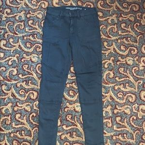 American Eagle Super Super stretch Jeggings